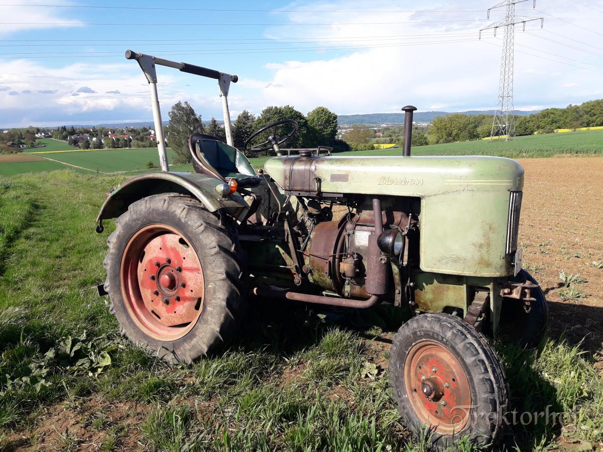 Mein F28, Baujahr 1955