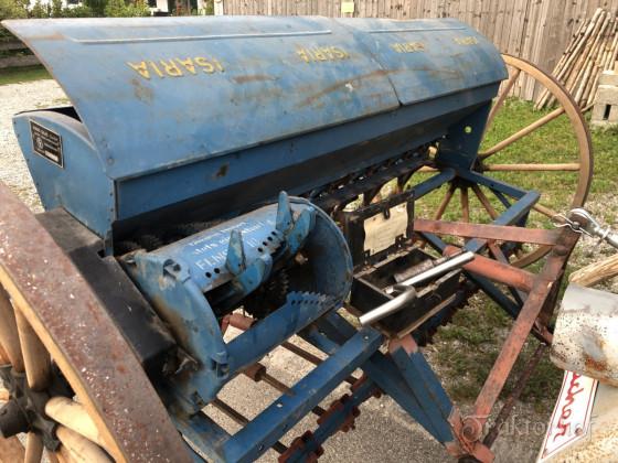 Isaria Drillmaschine