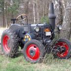 Lanz Bulldog D7506 ex-Holzgas HNG-3, Baujahr 1942
