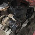 Kupplungsglocke & Abtriebe