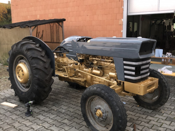 Massey Ferguson 155