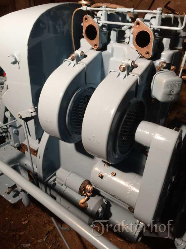 EDK2 mit zusätzlicher Kaltstart-Einspritzleitung