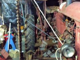 Massey Harris Pony 812 (Simca Motor)