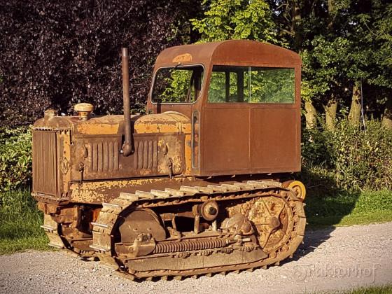 Allis-Chalmers M, Baujahr 1938