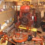 Kolben, Büchsen und Werkzeuge