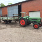 Fendt Farmer 2 & Stille Mistral M