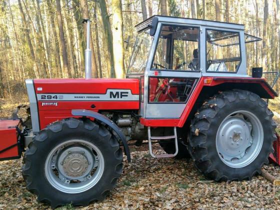 Mein MF 294 AS Bj. 1982