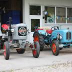 Eicher ED 16 II und Warchalowski WT 25B