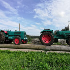 Hanomag Robust 901-S & Hanomag Granit 501E-S