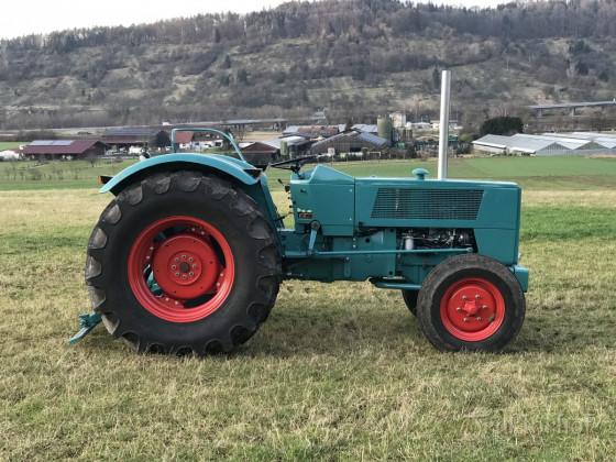 Hanomag Brillant 601-S