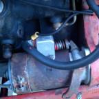 Massey Harris Pony 812TM (Peugeot 203 TM Motor)