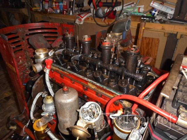 Der Peugeot Motor