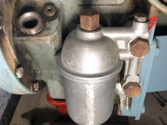 Ölfilter Eicher ED1