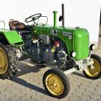 Steyr T80 nach der Restauration