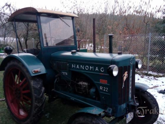 Hanomag R22 erster Lack original Elektrik und keine Beule oder Rost